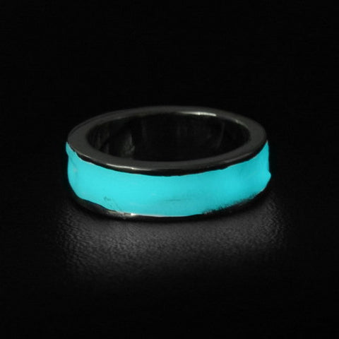 CLASSIC GLOW IN THE DARK LUMINOUS RING FOR WOMEN