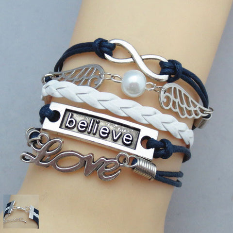 INFINITE LOVE BELIEVE ANGEL