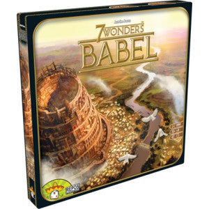 7 Wonders: Babel Expansion