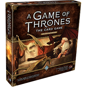 A Game of Thrones The Card Game 2nd Edition