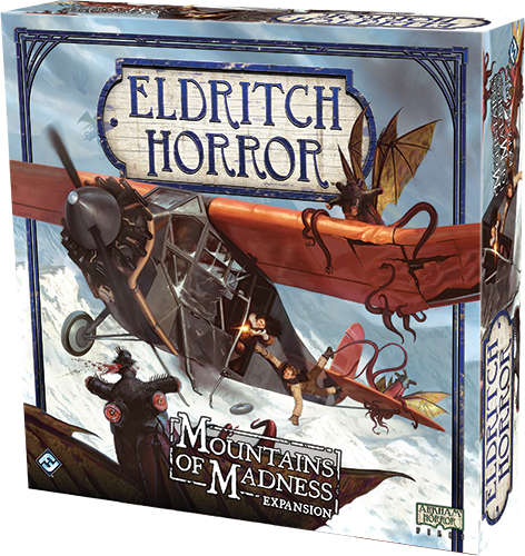 Eldritch Horror: Mountain of Madness