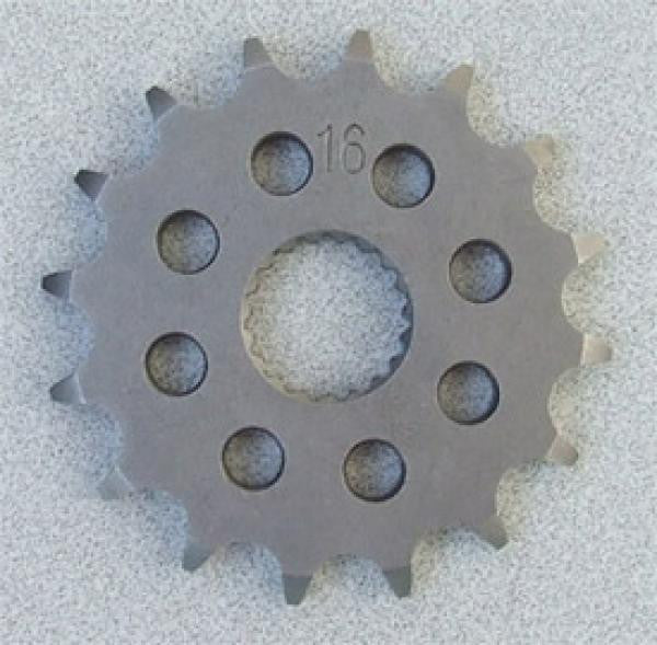 17t/428 CR125 Drive Sprocket