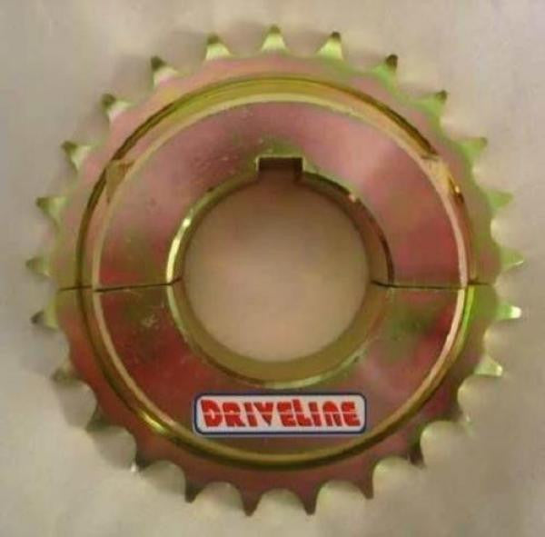 428 Steel Sprockets for 40mm Axle