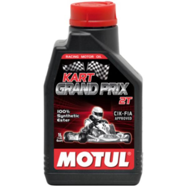 Motul Kart Grand Prix 2T 2-Stroke Oil Mix
