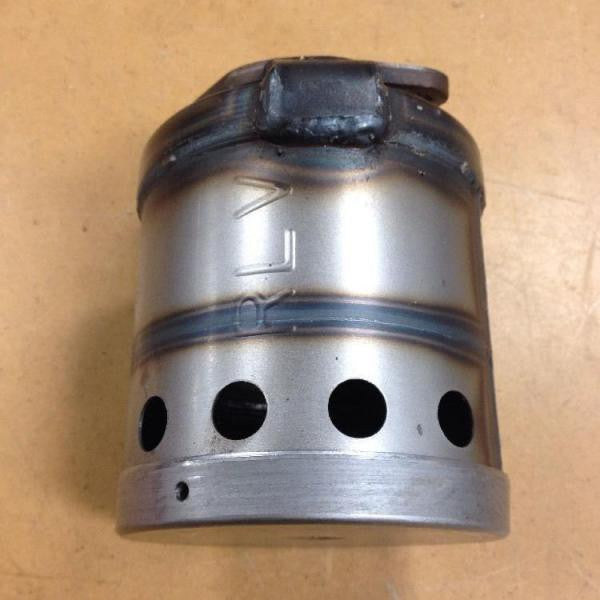 RLV SSX Can For Yamaha KT100 Road Race - Holes Up