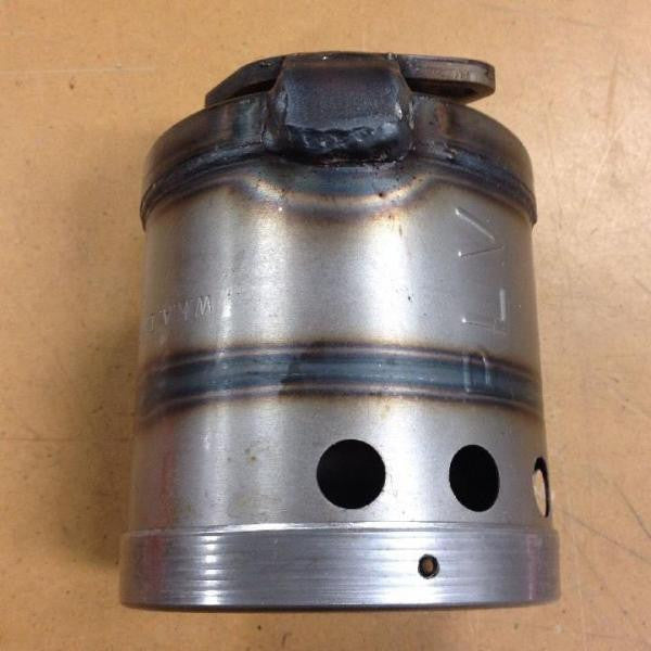 RLV SSX Can for Yamaha KT100 Road Race - RH Holes 12-3 O'Clock