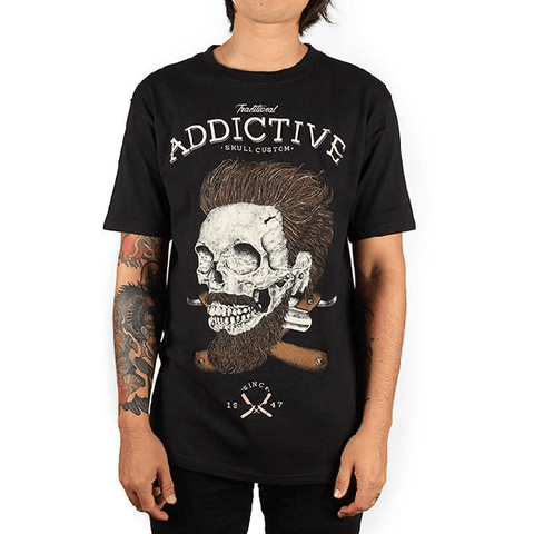 Barber Lee T-Shirt by Addictive Clothing