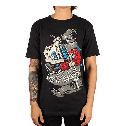 Machine T-Shirt by Addictive Clothing