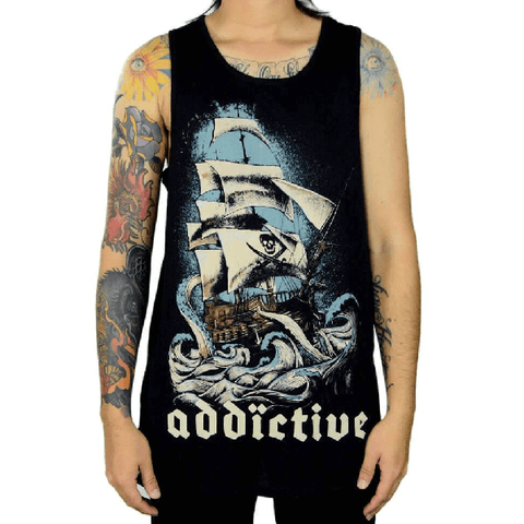 Dead Ship Tank by Addictive Clothing