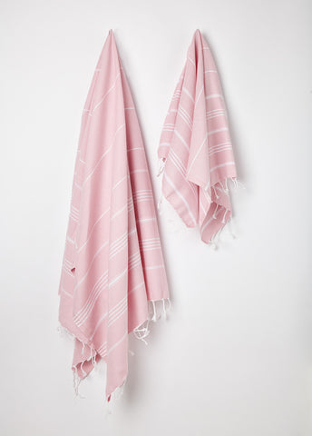 Rose Hammam Towel