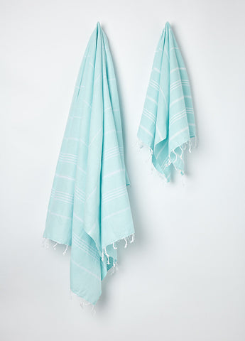 Spearmint Hammam Towel