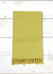 Kelp washed green hammam wrap