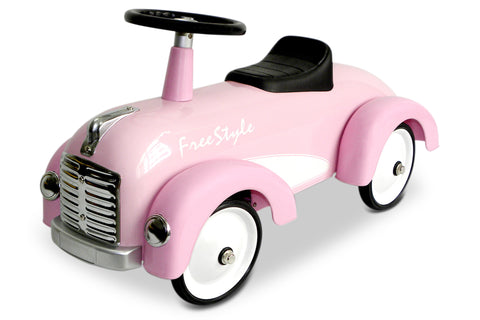 Pink Speedster Scoot-A-Long Ride-On Toy