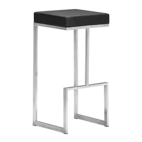 Darwen Barstool Black (Set of 2)