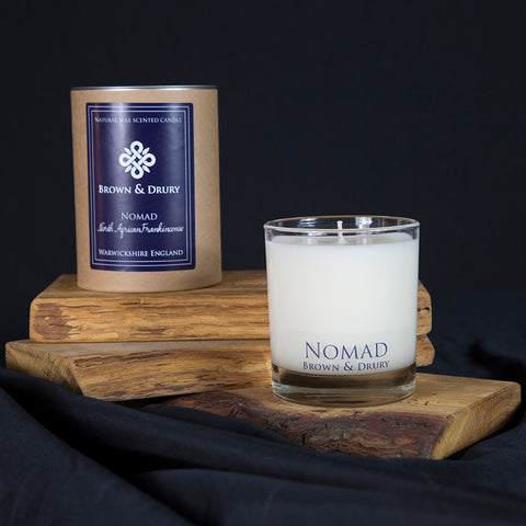 Nomad Frankincense Candle