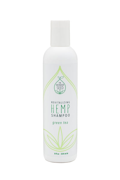 Hemp Shampoo - Green Tea