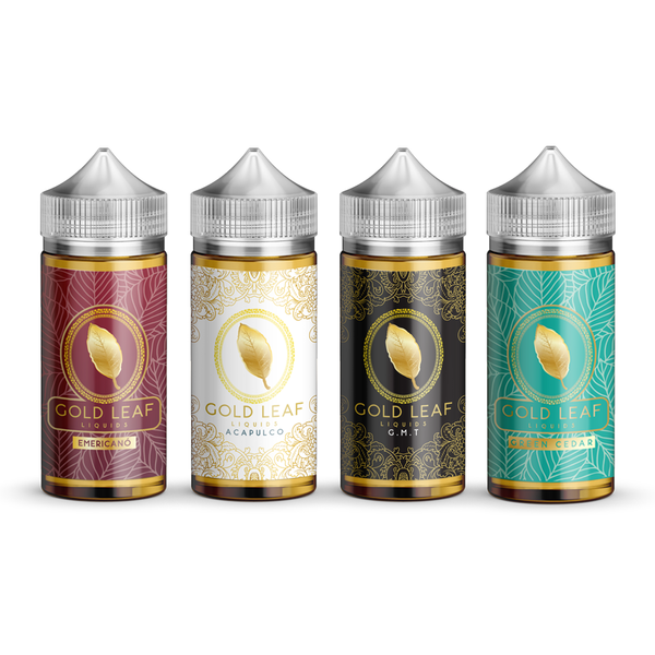 Gold Leaf Liquids - Bundle Pack - Liquid Guys