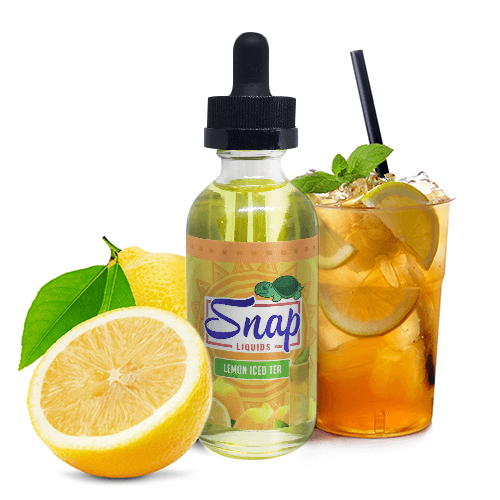 Snap Liquids - Lemon Iced Tea 60ML - Liquid Guys