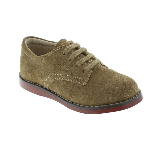 Bucky Tan Suede - If The Shoe Fits  - 1