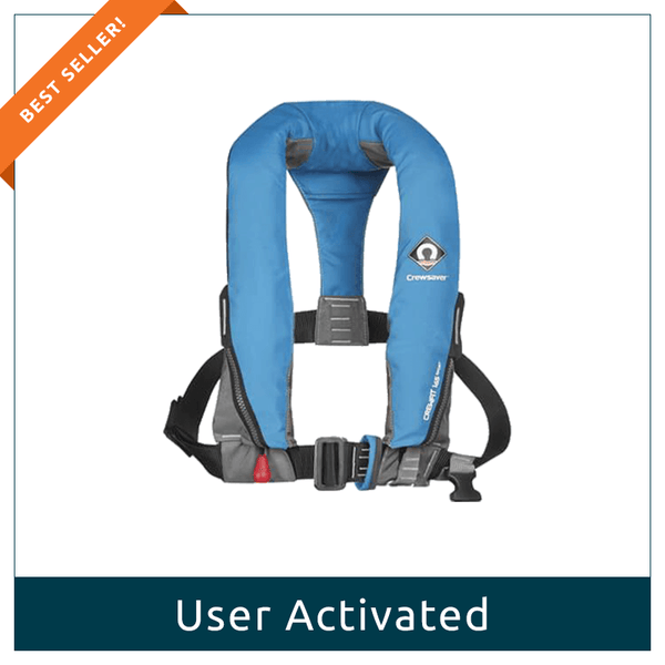 Adult User Activated (MANUAL) Lifejacket