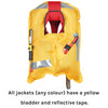 Adult Water Activated (AUTO) Lifejacket