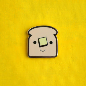 Buttered Toast Pin