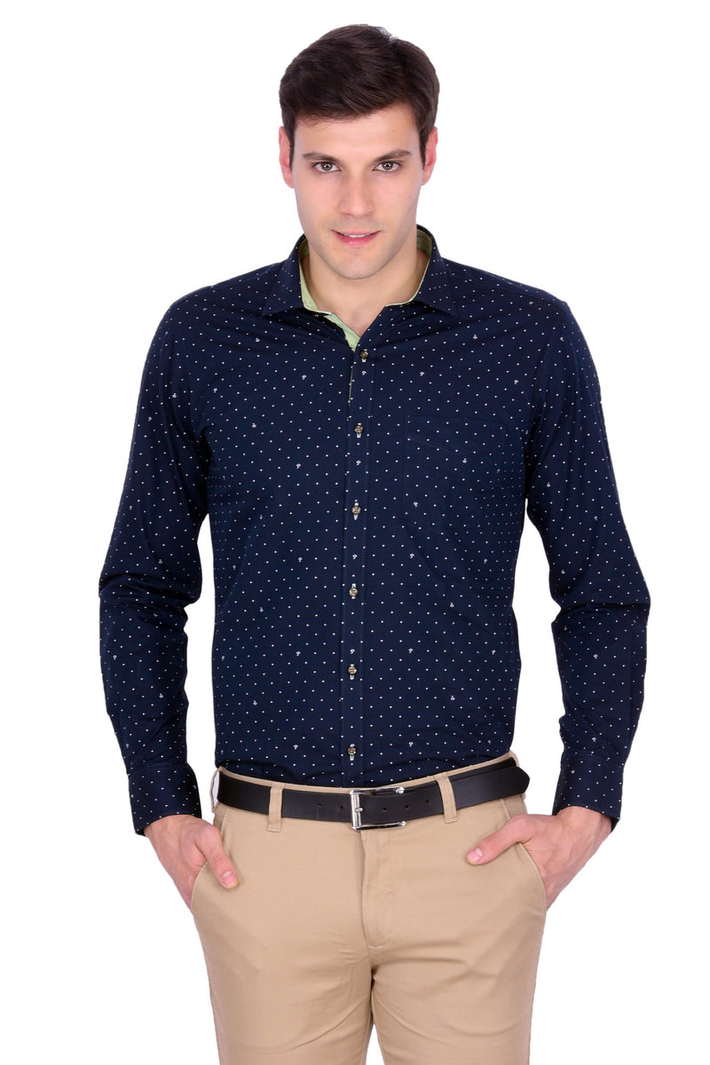 Hoffmen Men's Formal Shirt HR6075