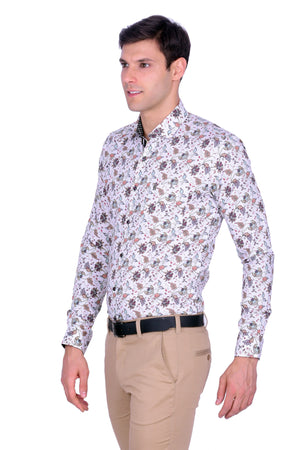 Hoffmen Men's Party Shirt PR6083