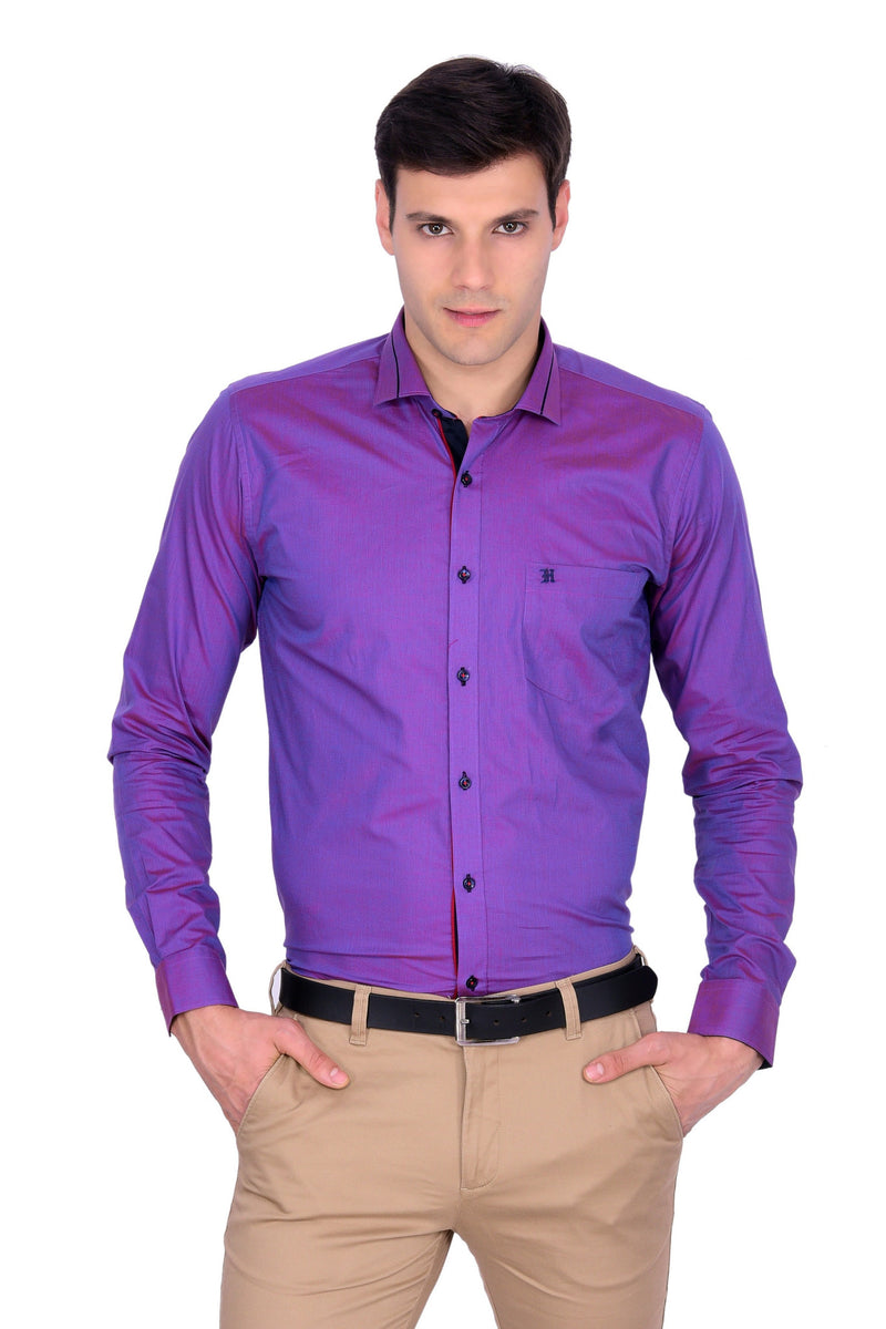 Hoffmen Men's Party Shirt PP1072