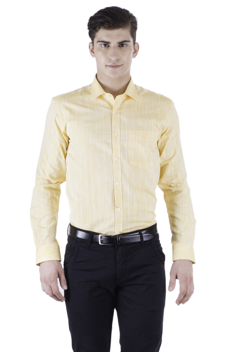 Hoffmen Men's Formal Shirt HD3129