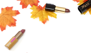 5 Must-Have Organic Lip Colours for Autumn/Winter