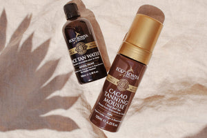 Sunless Tanning: How to Apply Natural Fake Tan Products