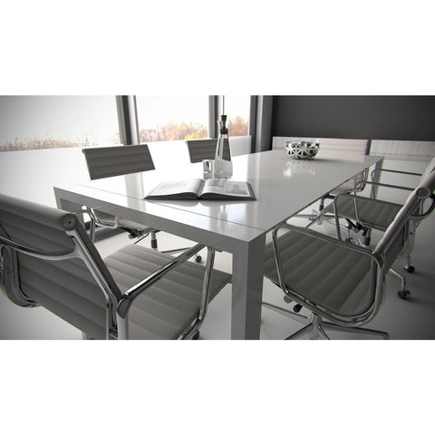 ASSEMBLY INCLUDED Dittrich Design: Dialog Table Range. Office, Dining, Architect Tables.