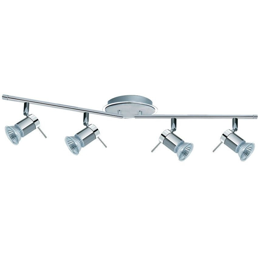 Marco Tielle 7444cc. Bathroom Ceiling Light, IP44 Chrome 4x GU10 Spotlight Bar, [product_variation] - Freedom Homestore
