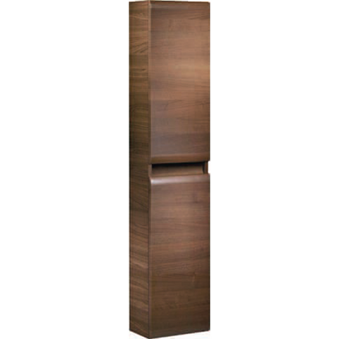 *Clearance* Tavistock 'Groove' Tall Wall Mounted Bathroom Cabinet Cupboard, [product_variation] - Freedom Homestore