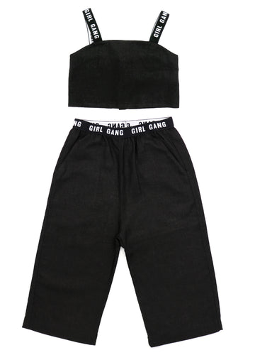 Tressy Club 2 Piece Girl Gang Set on Design Life Kids