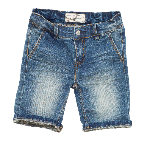 I DIG DENIM SOHO SHORTS ON DLK