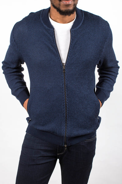 Bomber Sweater