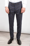 Windowpane Dress Pant