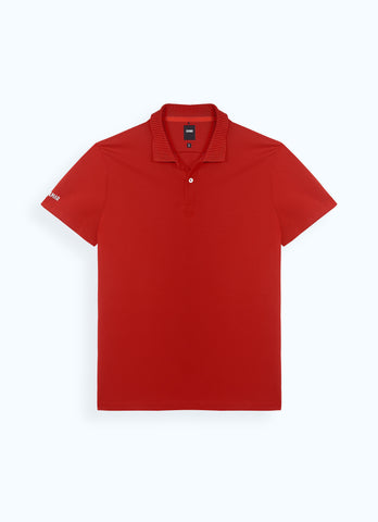 Polo Shirt with UV Protection