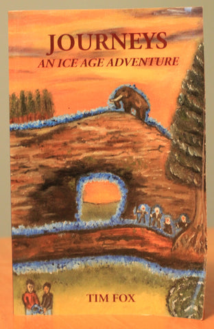 Book: Journey's; An Ice Age Adventure