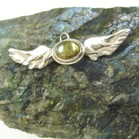 Labradorite Wings