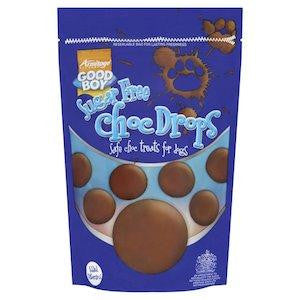 Good Boy Sugar Free Choc Drops,Dog Treats,Armitage,Animal World UK - Animal World UK