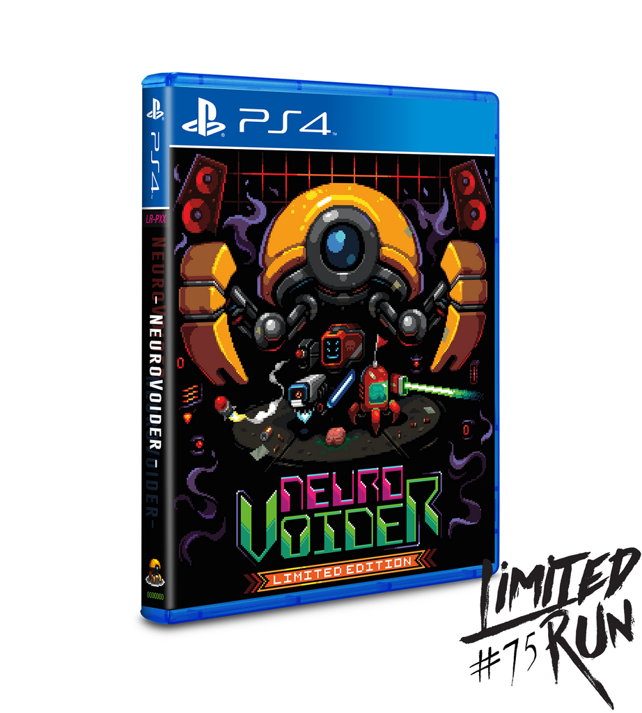 Limited Run #75: NeuroVoider (PS4)