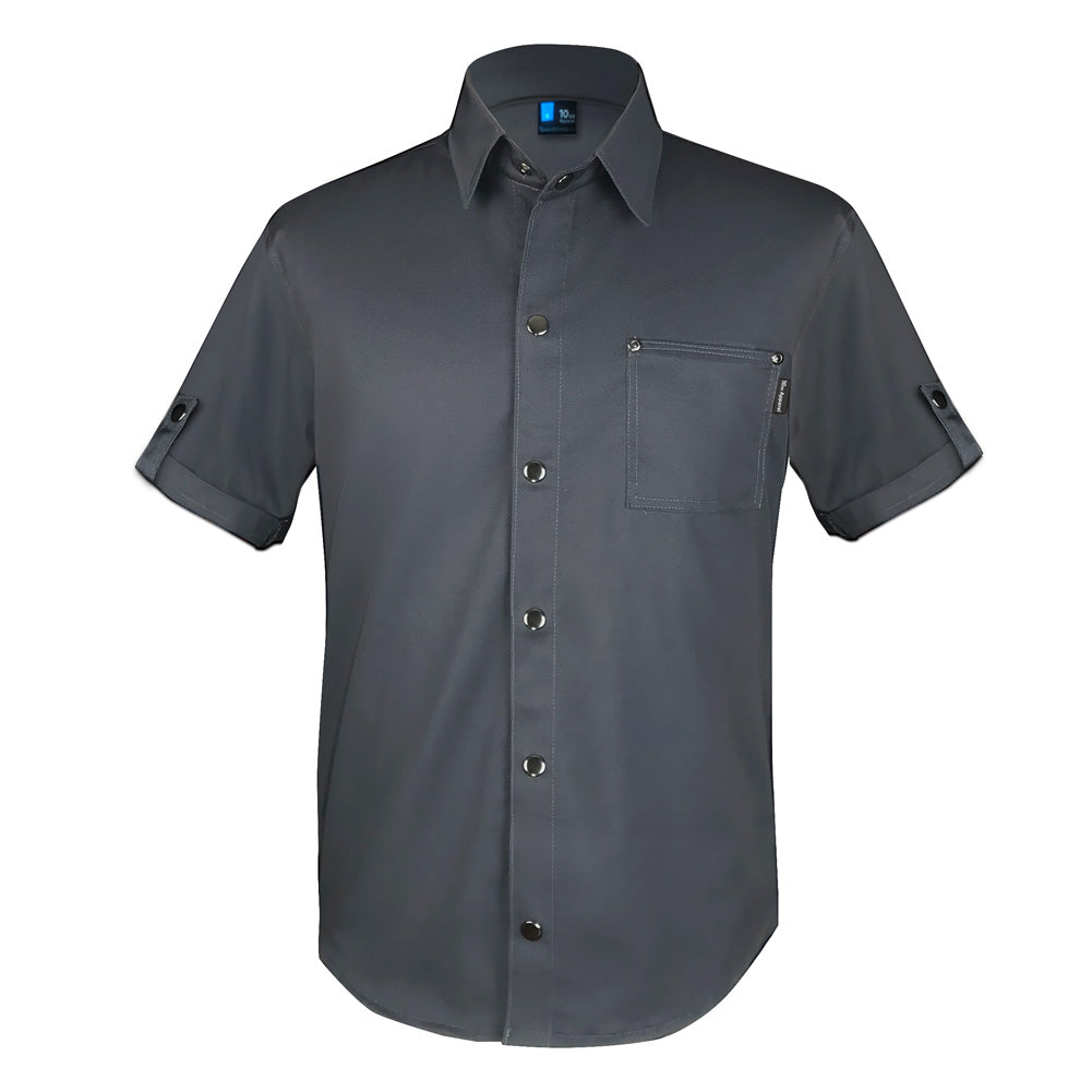 Cook Essential Charcoal Shirt