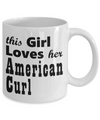 American Curl - 11oz Mug - Unique Gifts Store