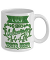 Luck Is Believing - 11oz Mug - Unique Gifts Store
