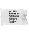 Soft Coated Wheaten Terrier - Pillow Case - Unique Gifts Store