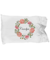 Carolyn - Pillow Case - Unique Gifts Store