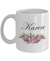 Karen - 11oz Mug v2 - Unique Gifts Store